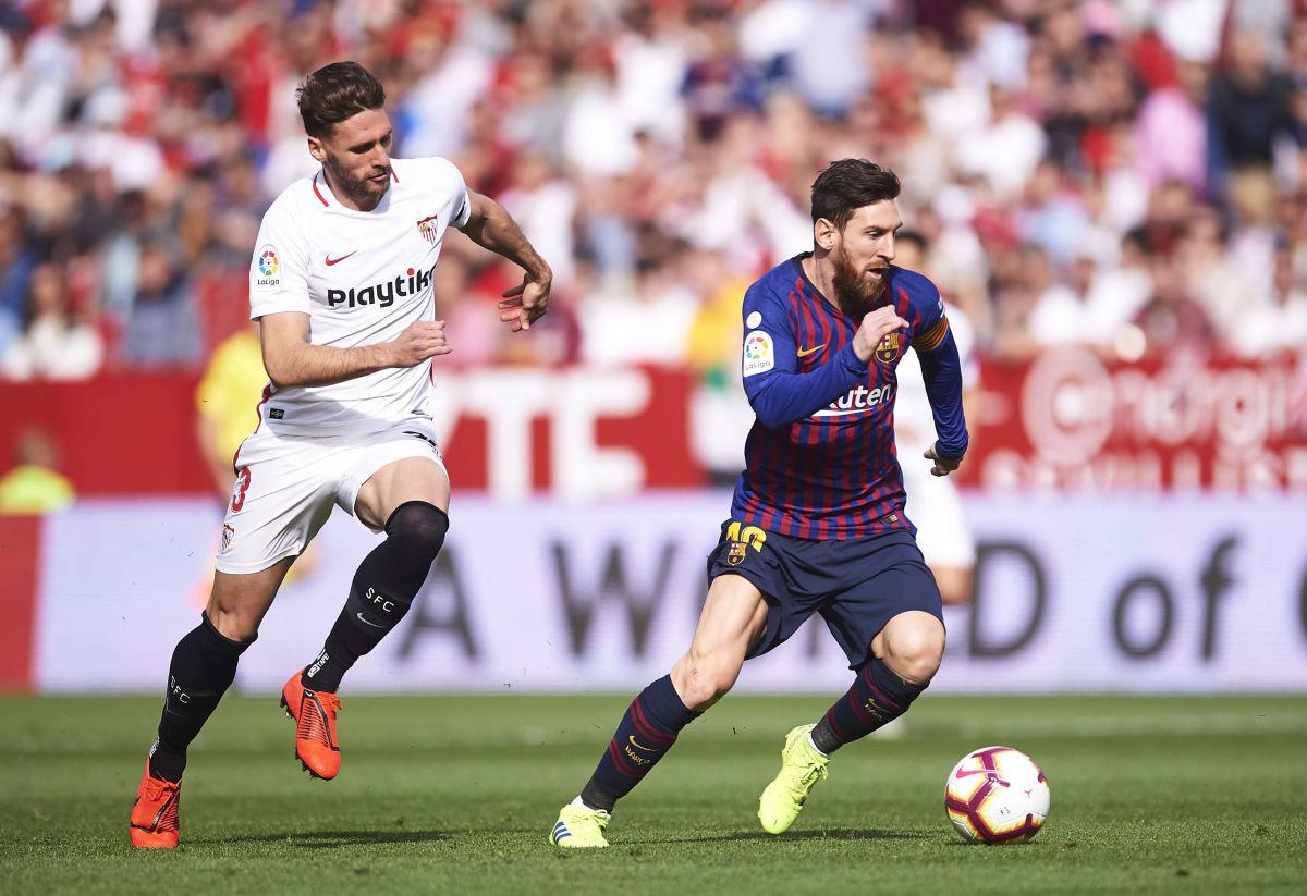 Lionel Messi,Sergi Gomez