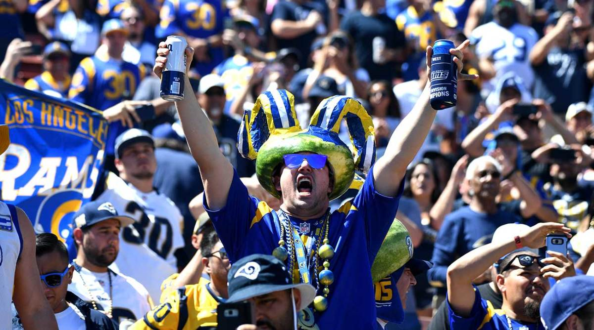 Super Bowl 2019: Best bars for Los Angeles Rams fans ...
