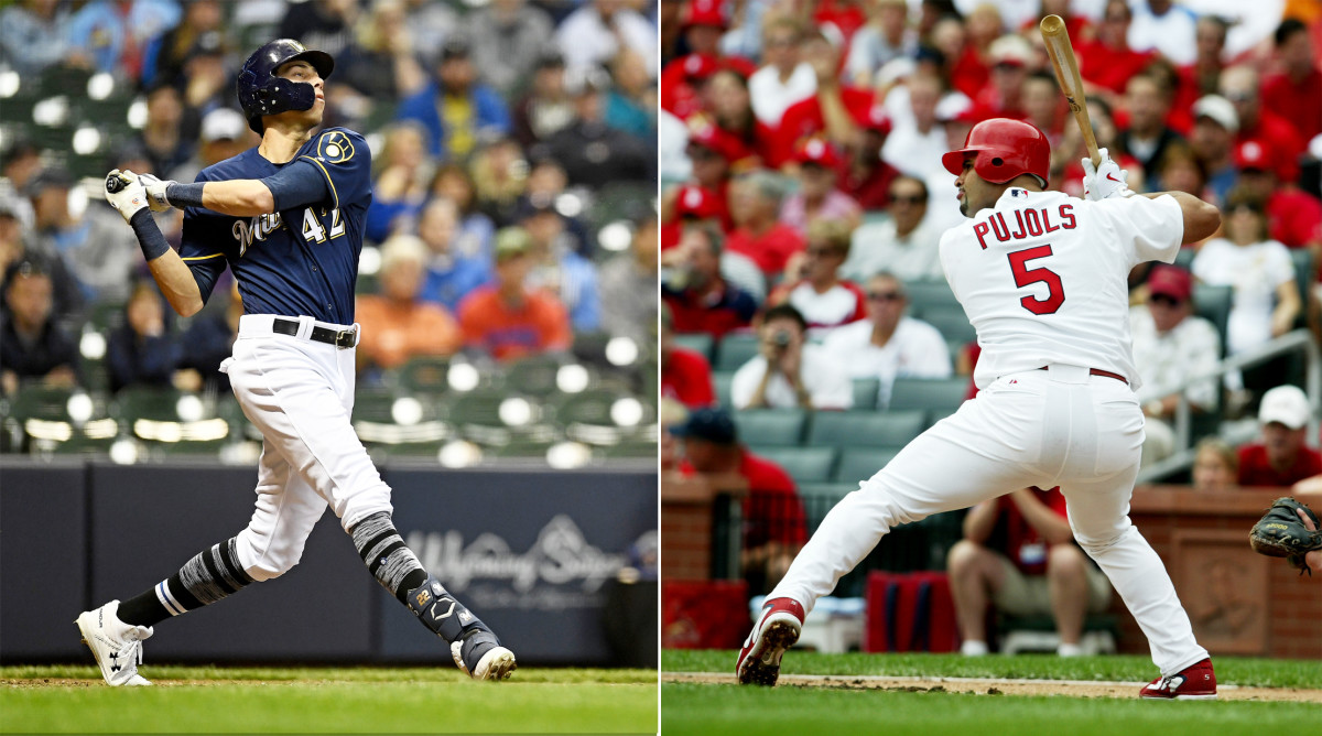 How Does Christian Yelich's Hot April Stack Up Against Other Historic Starts?