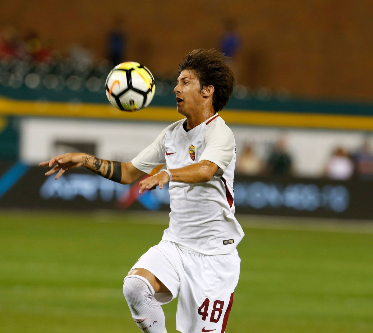 FBL-US-CHAMPIONS CUP-AS ROMA-PSG