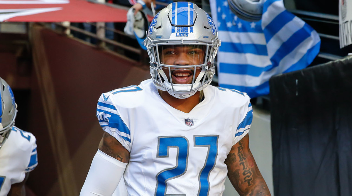 Detroit Lions release Glover Quin - Sports Illustrated