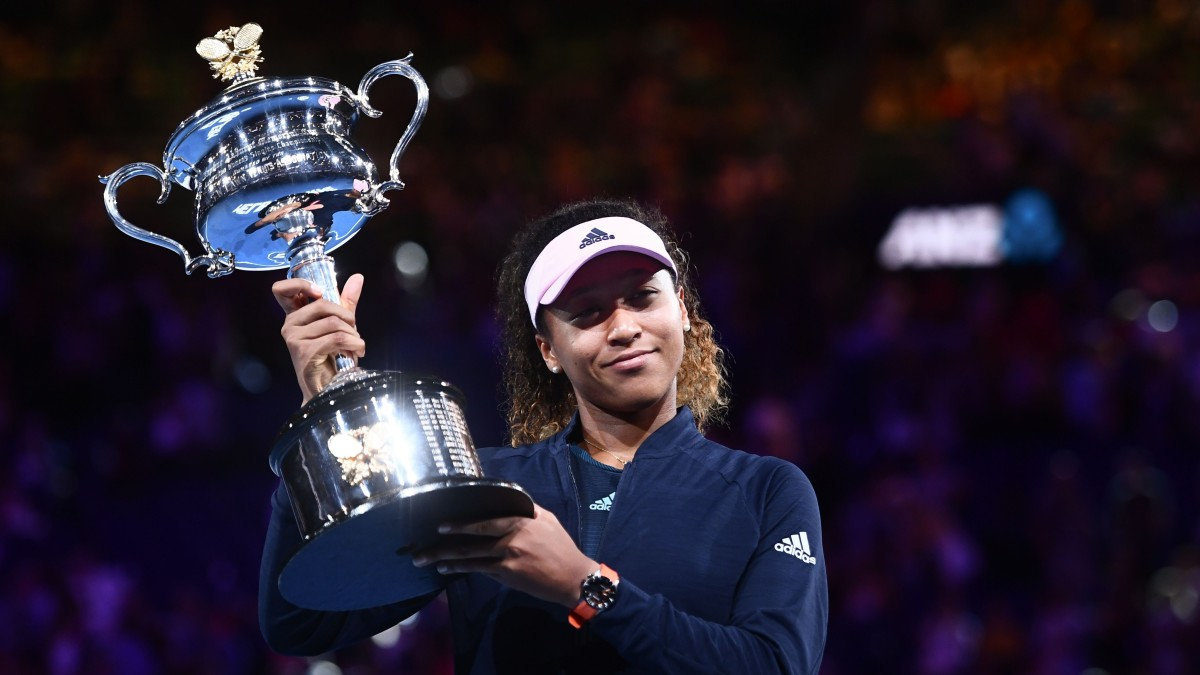Naomi Osaka, the Next Queen of Tennis, Secures Her Superstardom With Aussie Open Title