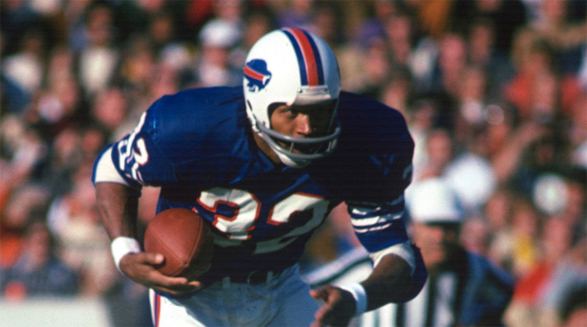 O.J. Simpson: Hall of Famer's No. 32 Bills jersey issued to ...