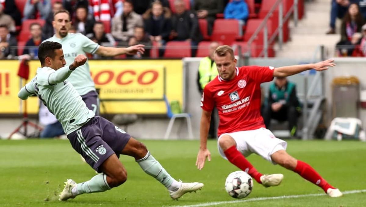 Mainz Vs Bayern Live Stream