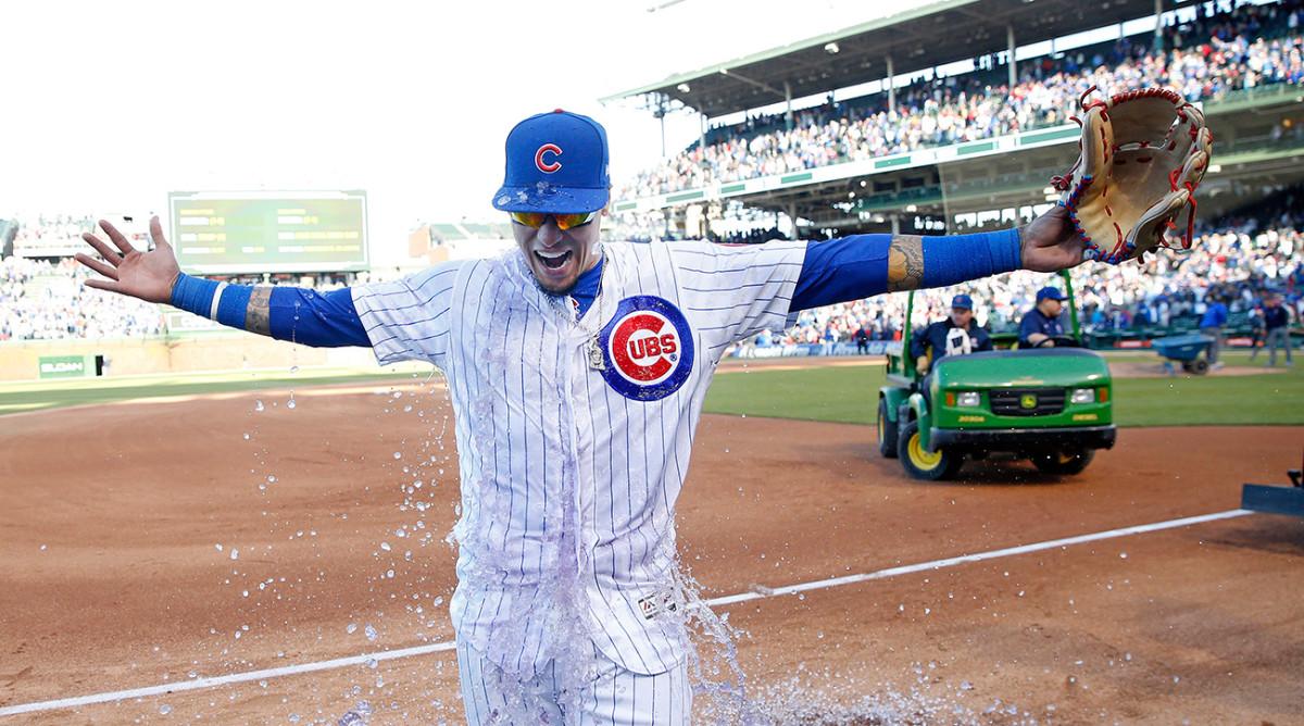 Shohei Ohtani, Javier Baez Headline MLB's Most Fun Players