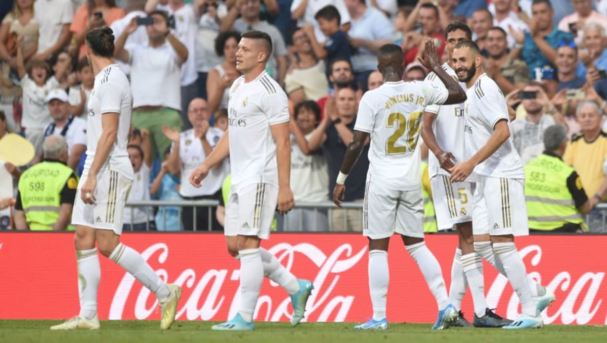 Three Takeaways from Real Madrid's 1-0 Defeat to Villarreal