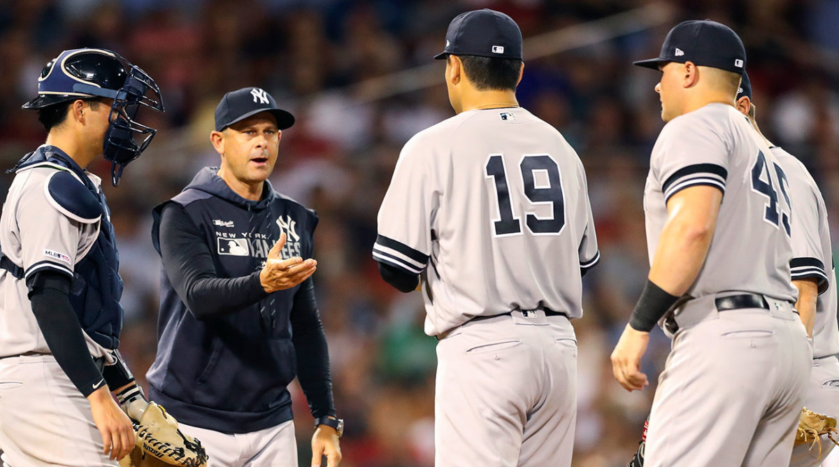 The Yankees Will Play by Their Own Pitching Rules in October