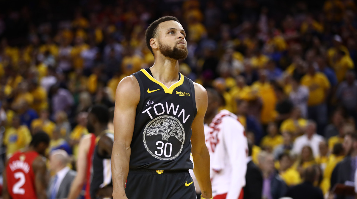The Warriors Are All Out of Answers for the Raptors
