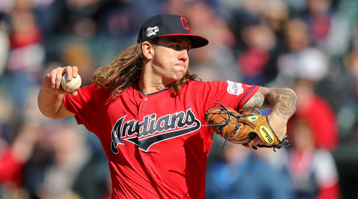 Indians Pitcher Mike Clevinger to Undergo Surgery on Left Knee
