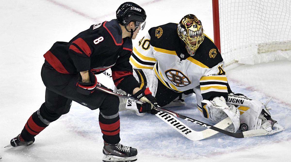 Tuukka Rask's Superhuman Run Brings Bruins One Win Away From Stanley Cup Final