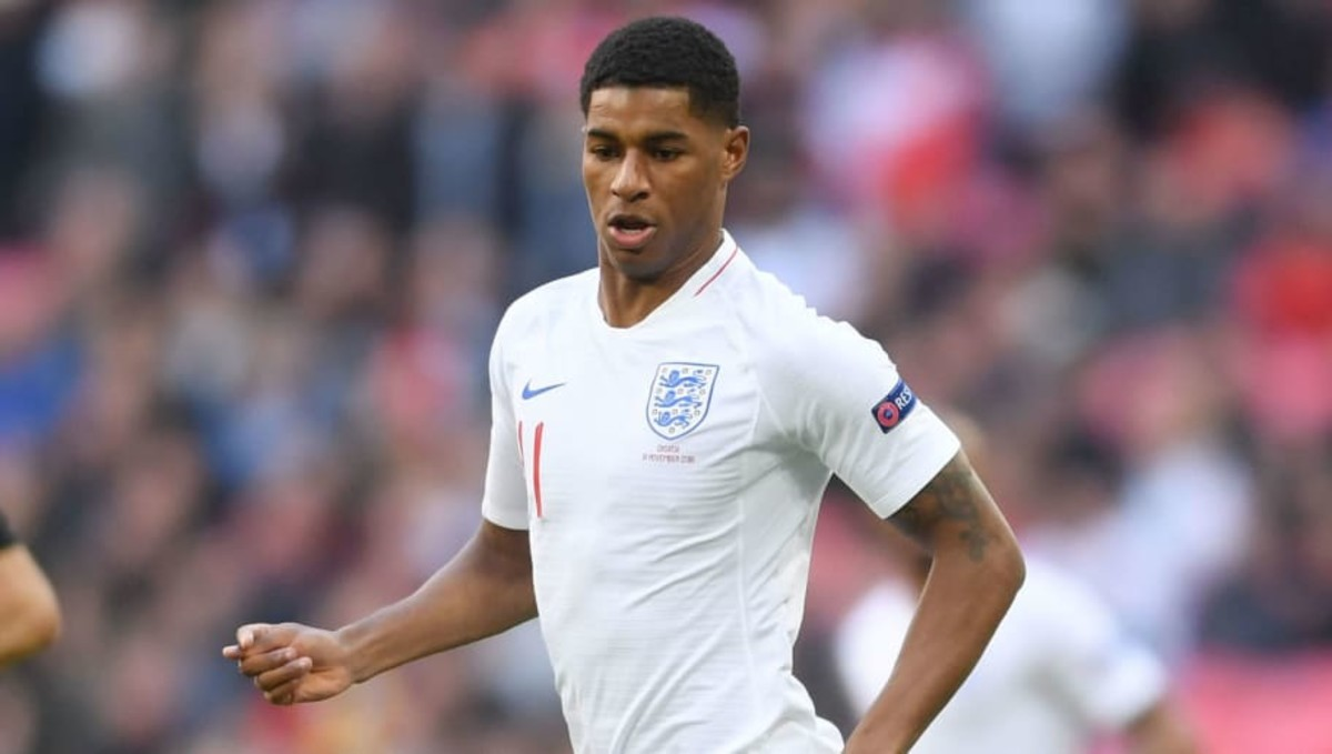 Marcus Rashford Could Sit Out First Euro 2020 Qualifier ...