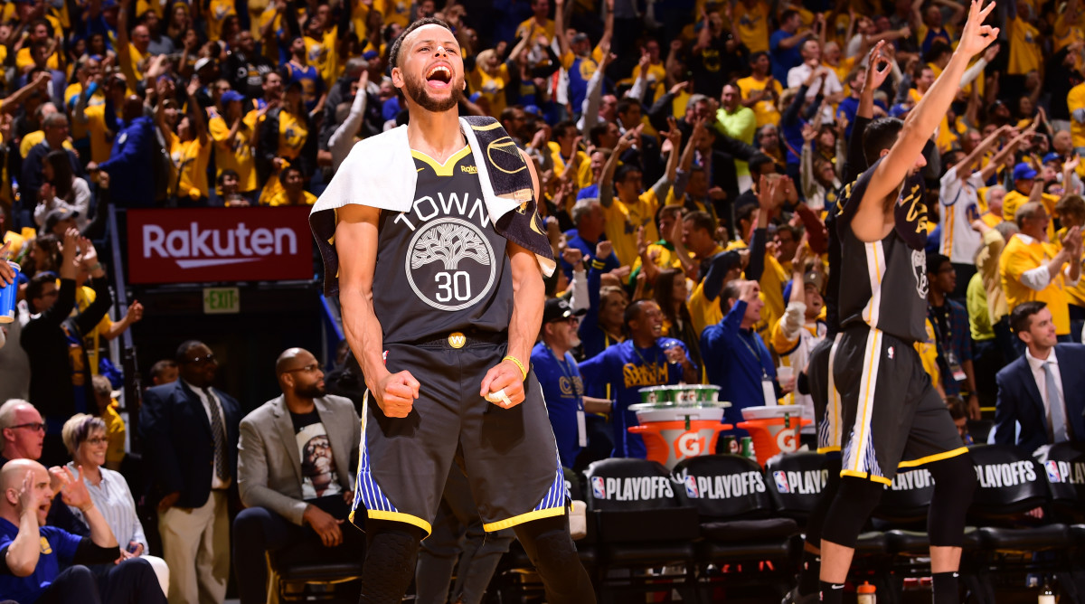 Offensive rebounding powers Warriors' Game 2 victory