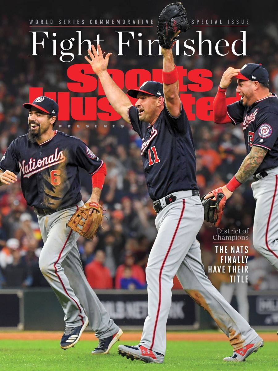 SI Nationals World Series Commemorative Issue