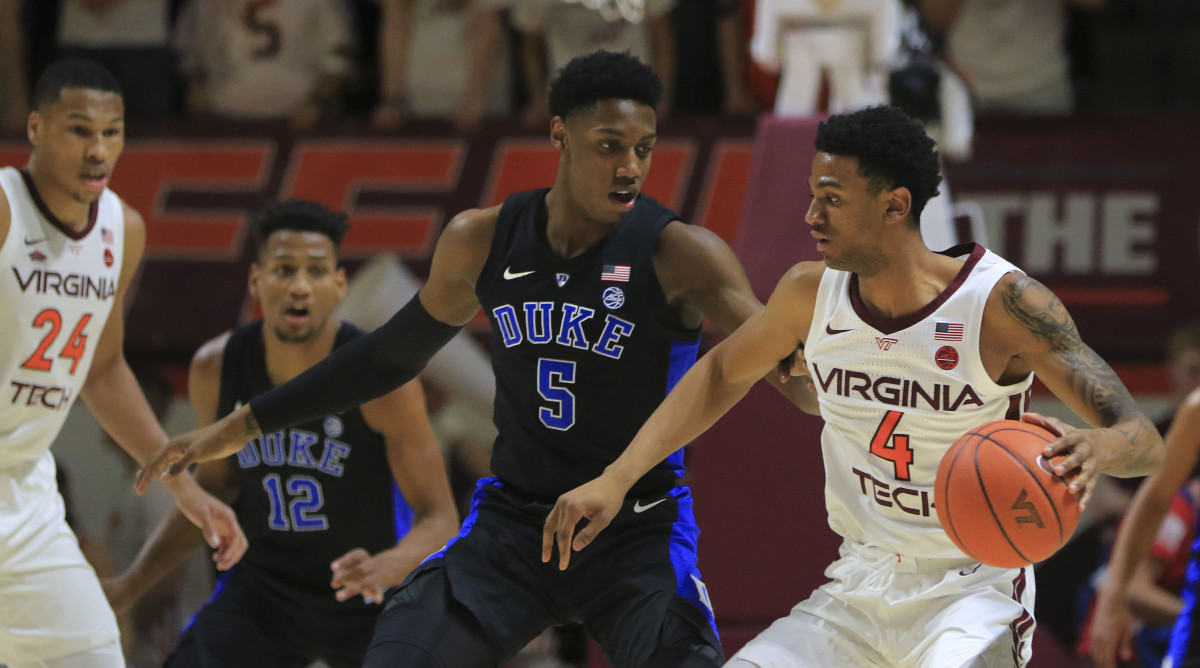 Duke Vs Virginia Tech History All Time Records Ahead Of March Madness Sports Illustrated
