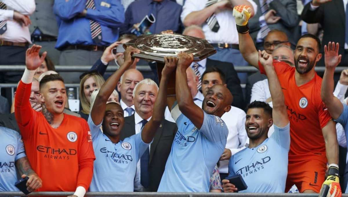 Manchester City: Assessing All 5 of the Citizens' Community Shield Wins