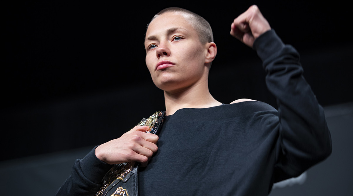 Rose Namajunas on UFC 237, Buzz Cuts, Beef Jerky and Loving Your Opponent