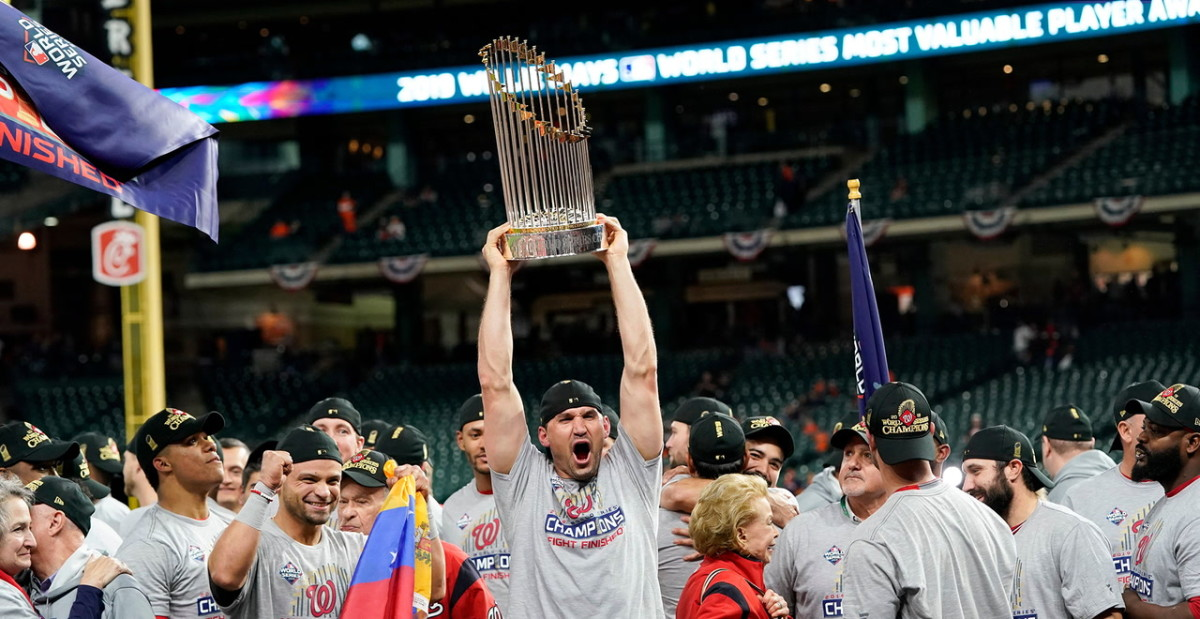 Inside the Moments That Flipped the World Series
