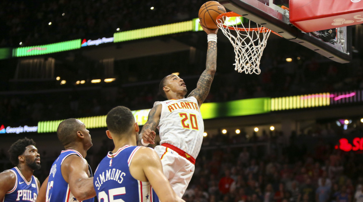 NBA DFS: John Collins 10/31