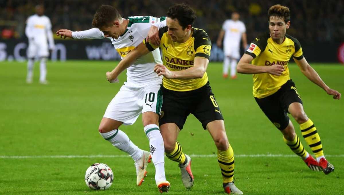 Stream Dortmund Gladbach