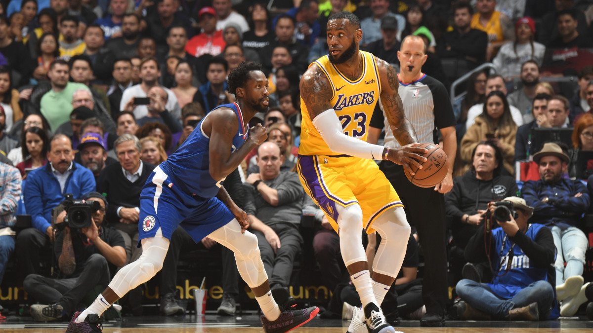 NBA Christmas Day schedule: Lakers vs Clippers headline ...