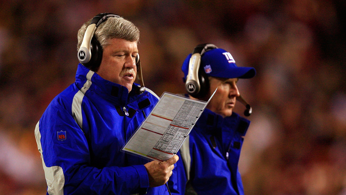 XFL coaches: Kevin Gilbride in New York, Bob Stoops to ...
