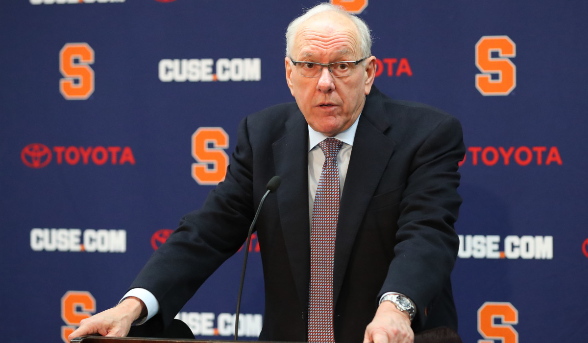 Jim Boeheim: Accident, Jorge Jimenez's Death 'Will Be With Me for the Rest of My Life'