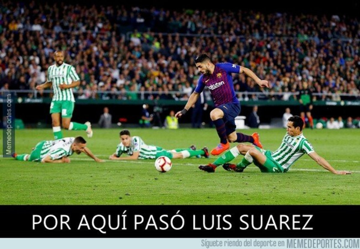 1068653 - Suarez no dejó a nadie de pie