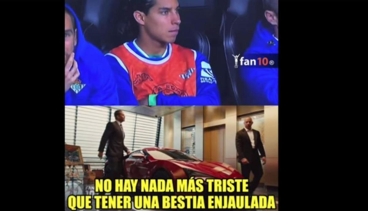 Los mejores memes del triunfo del Barza-Betis tras el 'hat-trick' de Lionel Messi. (Facebook)