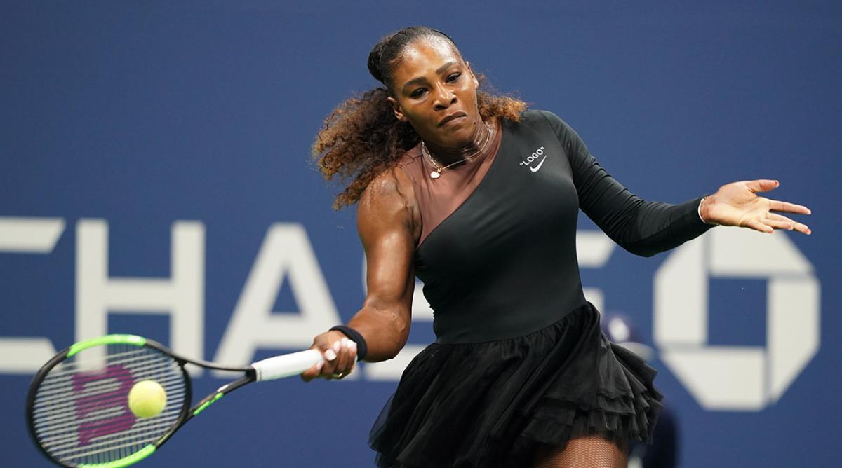 selección mundial de elegante en estilo elige genuino Serena Williams narrates new Nike ad to air during Oscars (video ...