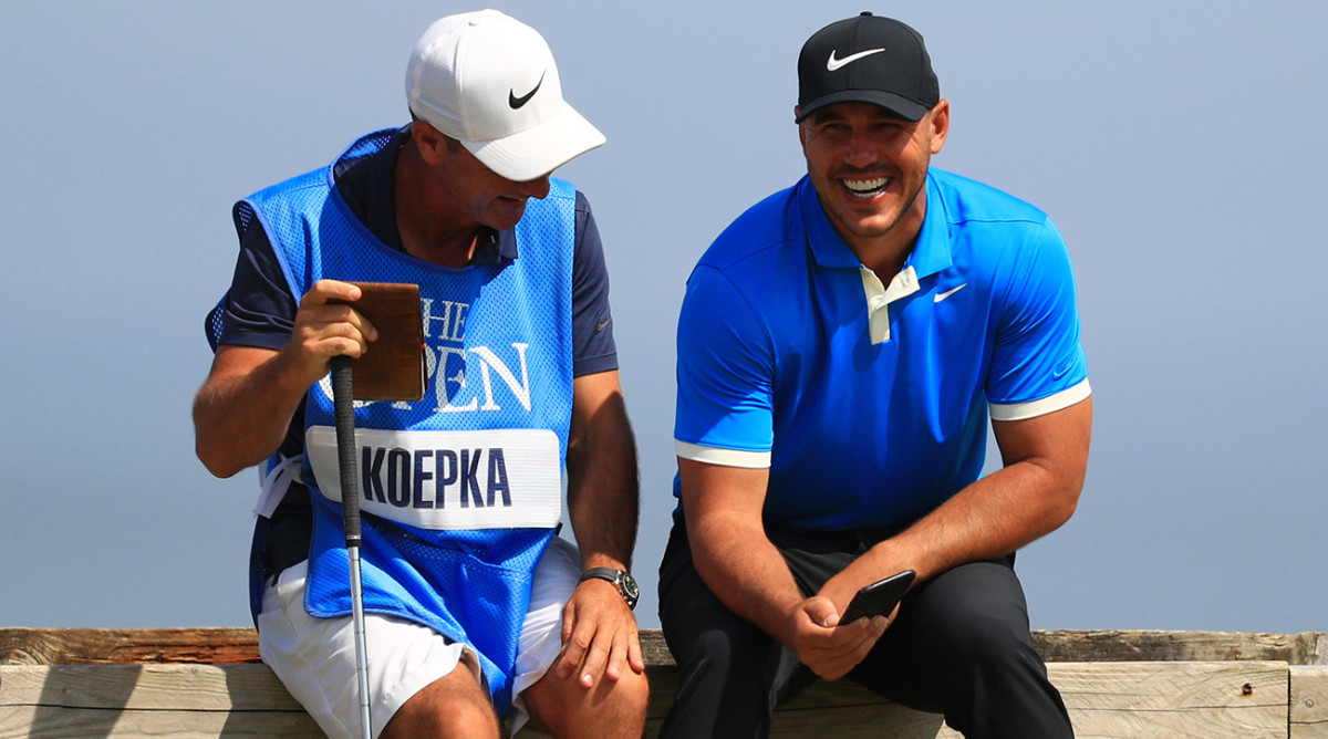 Brooks Koepka Enters British Open as Something New: A Fan Favorite