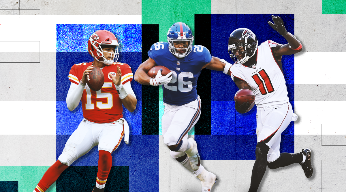 Fantasy Football 2019: Full Rankings and Auction Prices for the Top 200 Players