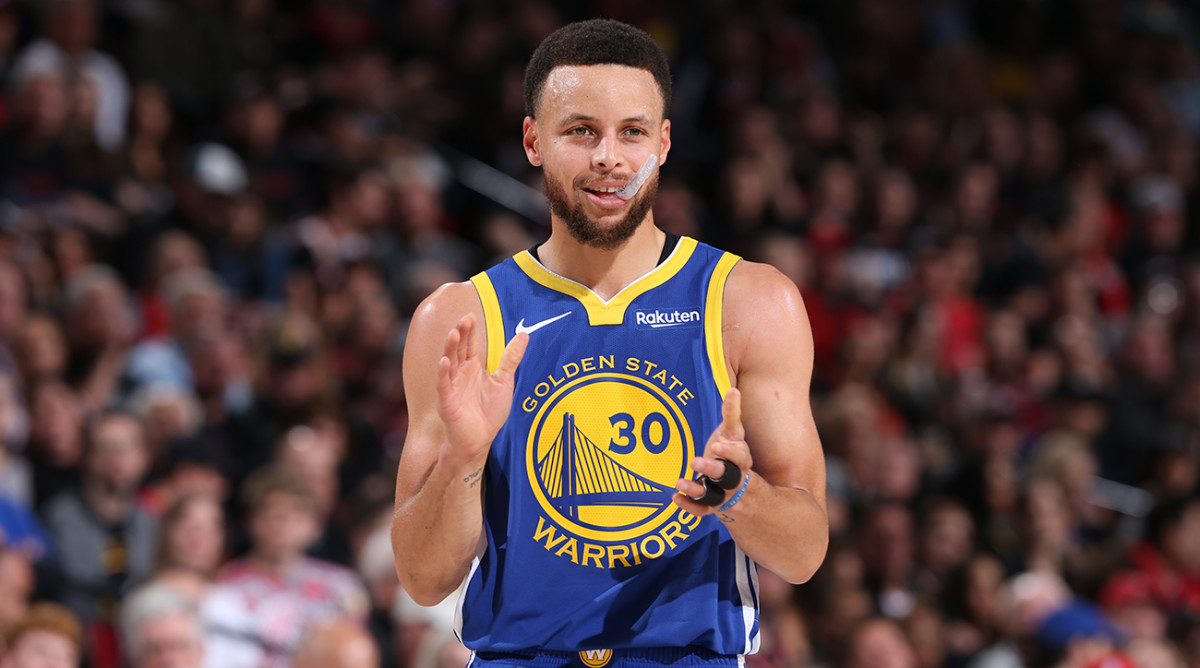 How Old Is Stephan Curry