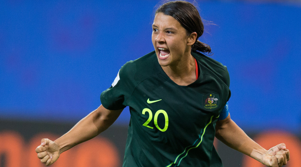 Australia 4, Jamaica 1: Sam Kerr scores 4 goals (VIDEO ...