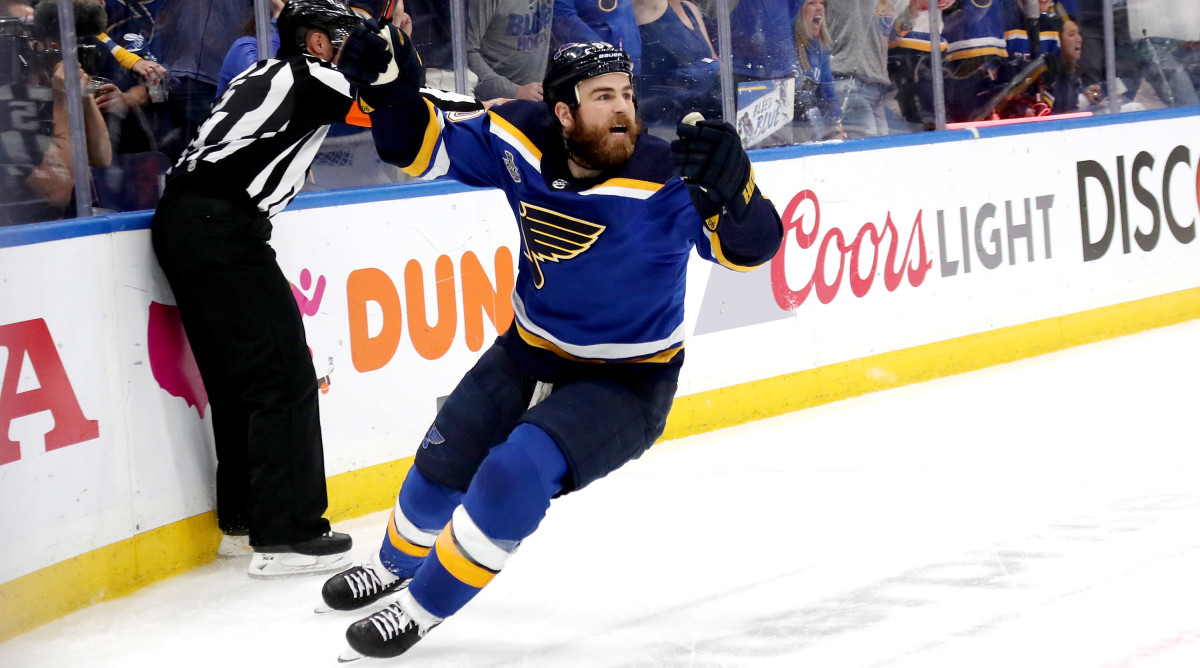 O'Reilly leads resilient Blues to Game 4 win vs. Bruins