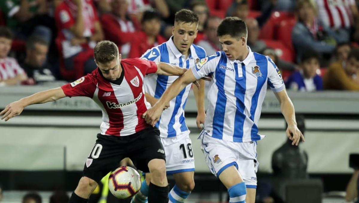 Real Sociedad-Athletic Club | Alineaciones confirmadas ...