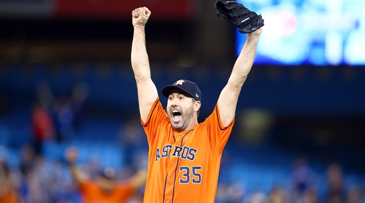 How Justin Verlander Mastered Body and Mind to Dominate in His Mid-30s