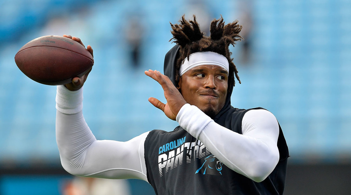Cam Newton Will Not Play Against Houston Texans