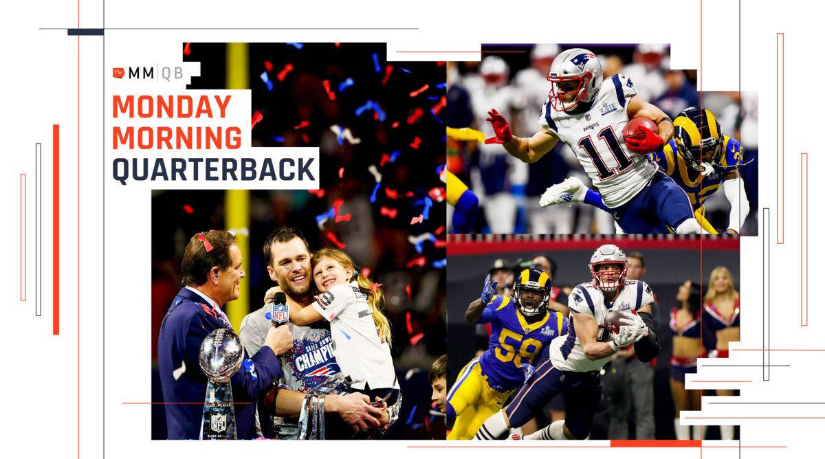 Whatever It Takes: The Patriots Out-Match and Out-Think the Rams for Title No. 6