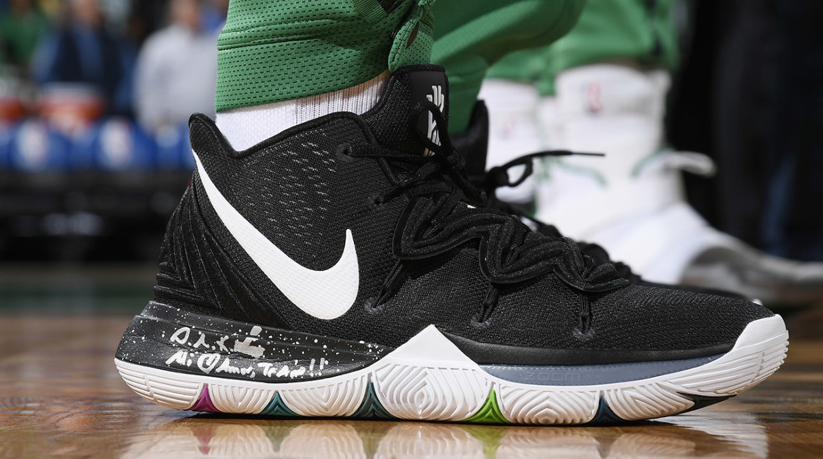 Kyrie Irving signature sneakers: Ranking every release from the ...