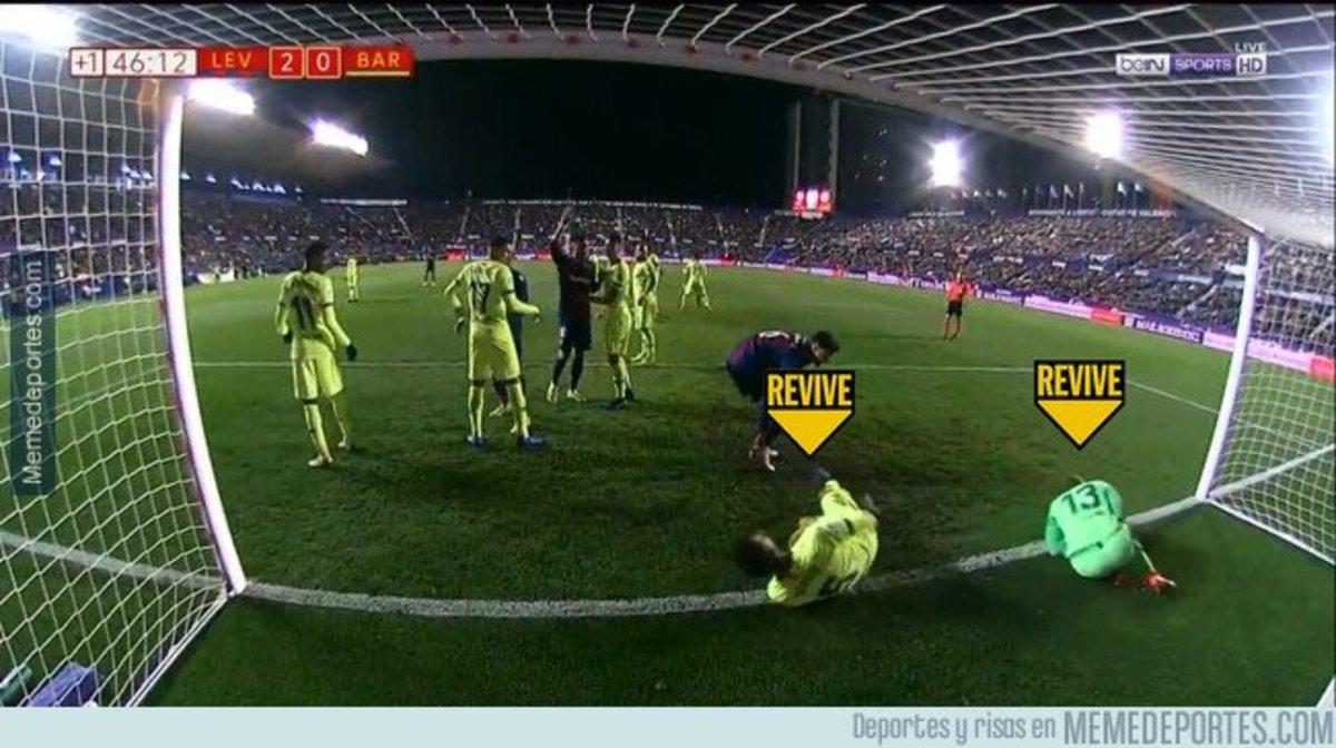 1061074 - Alguien que REVIVA al Barça