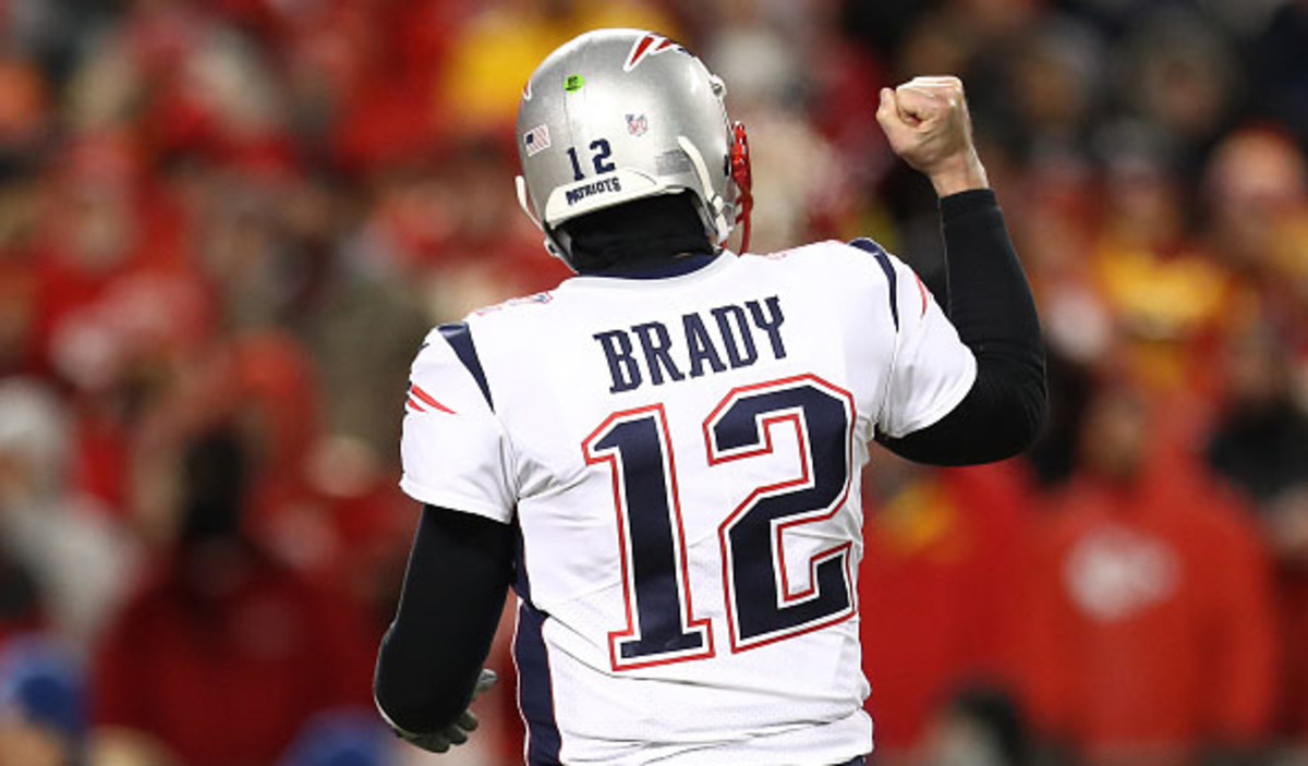 How many playoff comebacks does Tom Brady have? - Sports Illustrated
