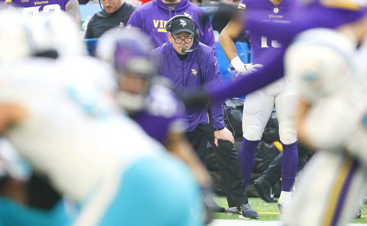 Mike Zimmer prides his defenses for being among the league's best.