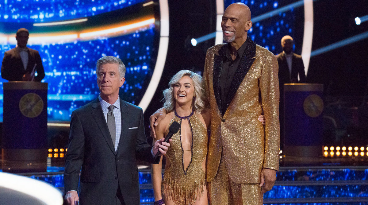 Kareem Abdul Jabbar Q A Dancing With The Stars And Lebron Sports Illustrated