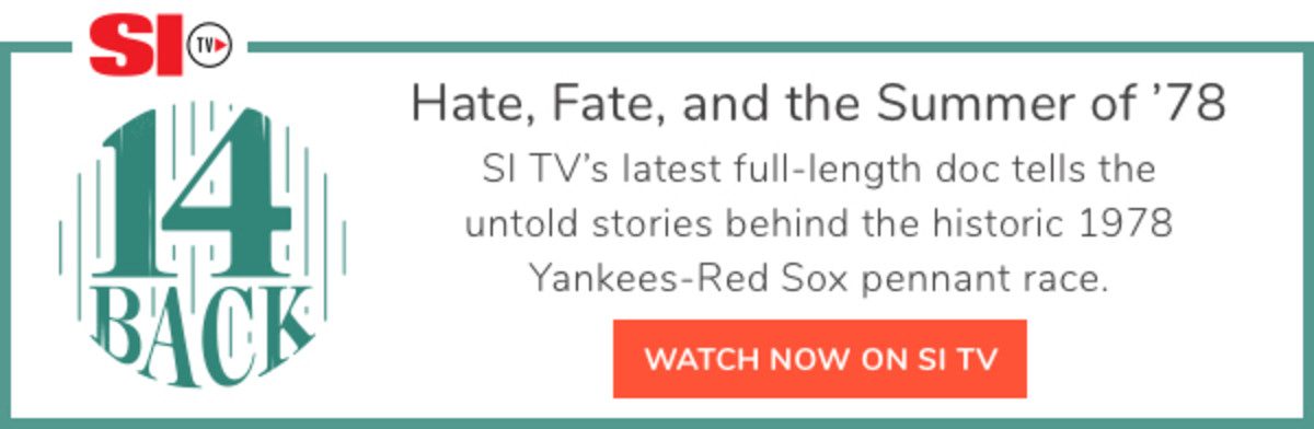 14 Back: Red Sox-Yankees documentary