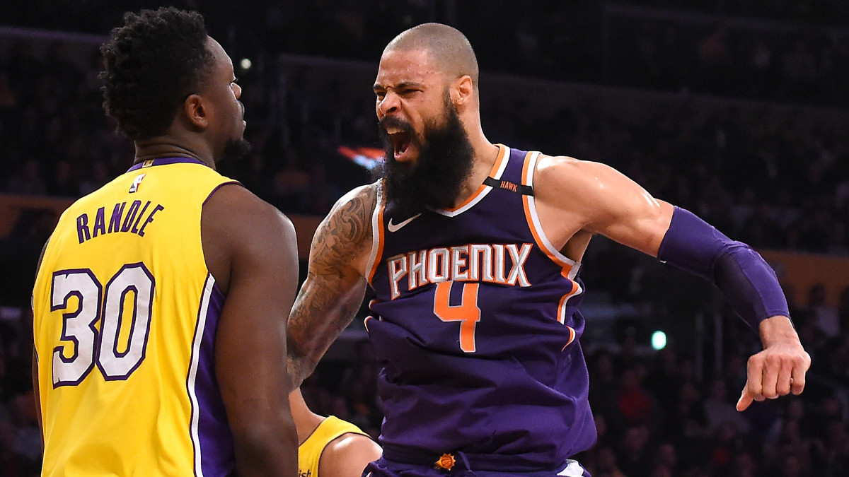 Tyson Chandler buyout: Lakers to sign Suns center - Sports Illustrated