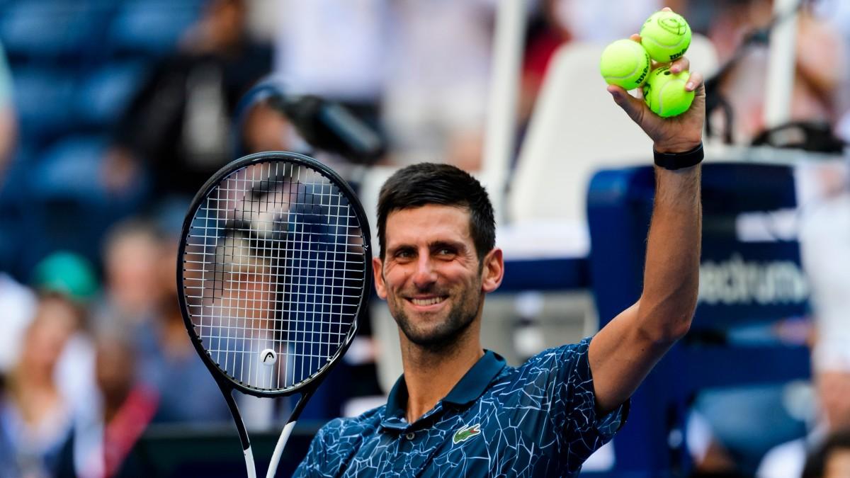 Novak Djokovic Defeats Joao Sousa To Reach US Open