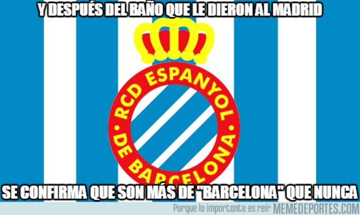 1023697 - El Madrid acostumbrado a recibir baños por equipos de Barcelona