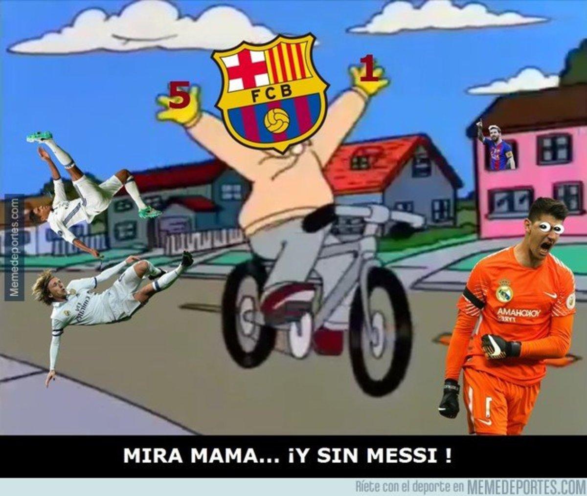 1054661 - Sin Messi si hay paraíso