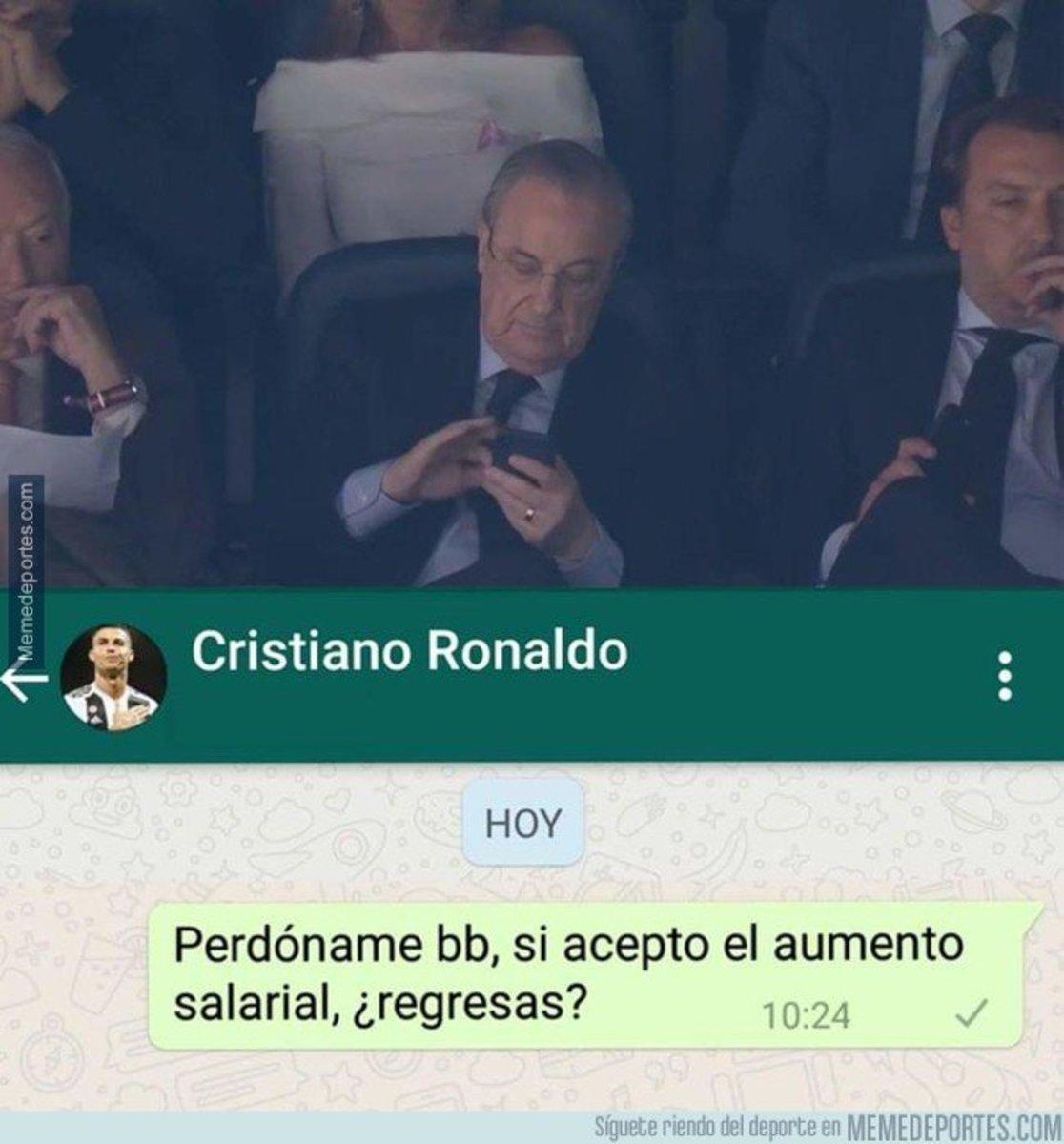 1054667 - Florentino tras el Clásico