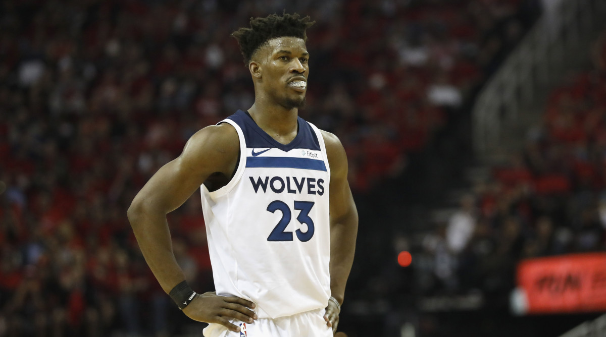 The Absurdity of the Jimmy Butler Mess in Minnesota